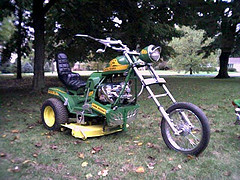 mower series 2